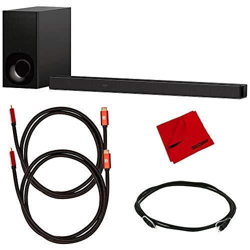Sony HT-Z9F 3.1ch Soundbar with Dolby Atmos and Deco Gear HDMI Cable Bundle