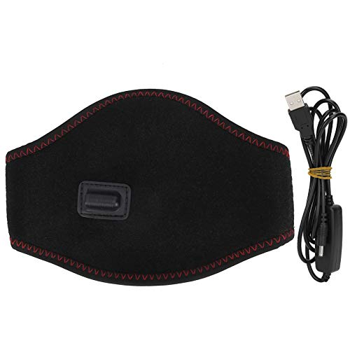 Almohadilla térmica para el cuello, USB portátil, temporiz