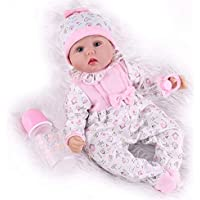 Kaydora Reborn 16 inch Handmade Silicone Baby Doll