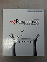 California My Perspectives English Language Arts Grade 9 (Teacher's Edition)