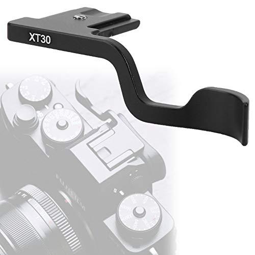 Vbestlife Thumbs Up Grip, aleación de Aluminio Thumbs Up Hand Grip Compatible para cámara Fuji XT30