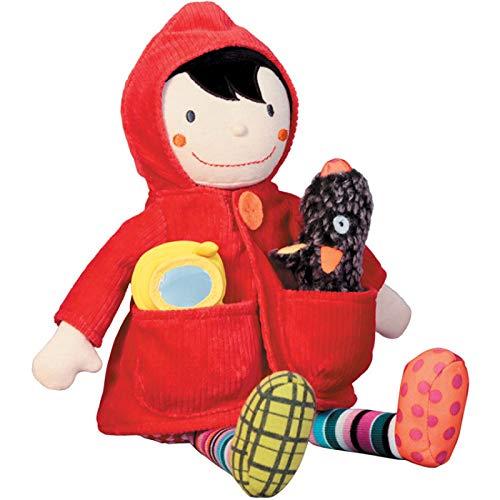 Ebulobo T 'es fou louloup Aktivität (Red Riding Hood)