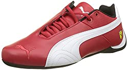Puma Unisex Sf Future Cat Og Rosso Corsa White- Sneakers