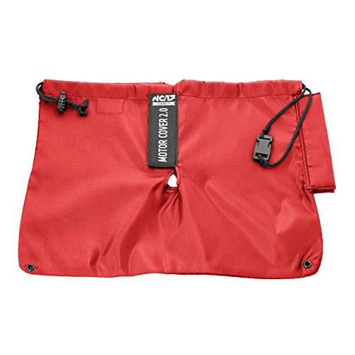 Schutzhülle, Motorschutz, Abdeckung, Motorcover für e-bike Mittelmotoren von NC-17 Connect | Motor Cover 2.0 | One Size | Rot
