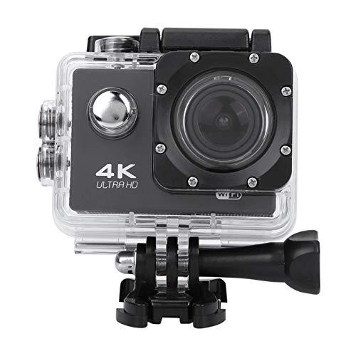 Ong DV, cámara de acción remota, cámara de acción Impermeable subacuática WiFi 1080P, para Deportes Extremos al Aire Libre