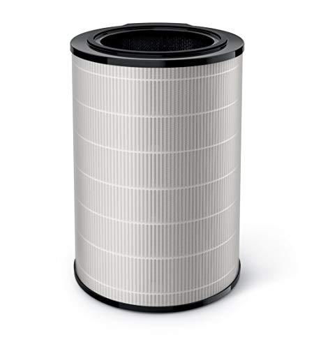 Philips Kombifilter für AC4236/10 - Ersatzfilter für Luftreiniger 4000, HEPA- und Aktivkohlefilter, FY4440/30