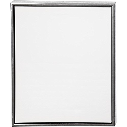 ArtistLine Leinwand mit Rahmen, Außenmaß 54x64 cm, Tiefe 3 cm, Leinwandgröße 50x60 cm, 1 Stück