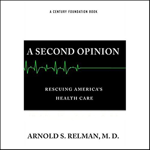 A Second Opinion cover art