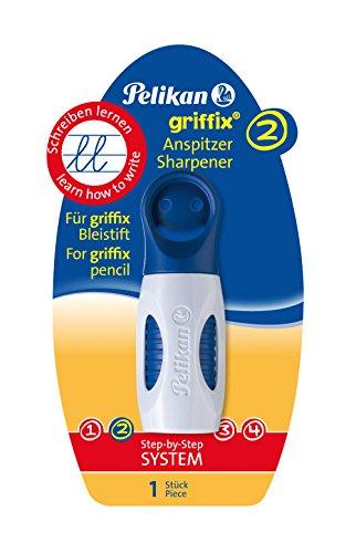 Pelikan 723932 Griffix Anspitzer, blau