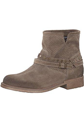 Tamaris dames laarzen 11 25406 20 341 beige 402922