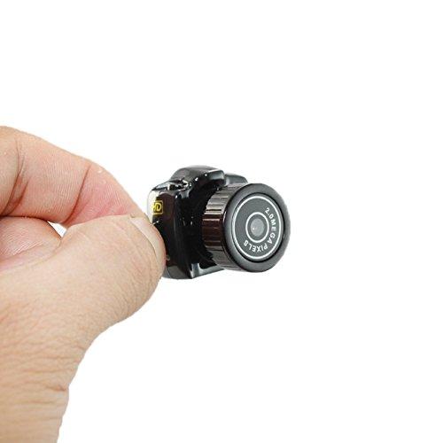 dizauL Super Mini HD720P Camcorder Digital DV Webcam Camera DVR Video Recorder