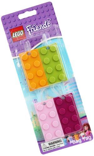 LEGO Friends Key Tags