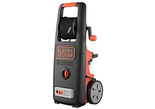 Black & Decker BXPW 1800 E - Hochdruckreiniger (Senkrecht, Elektro, 6 m, Hochdruck, Schwarz, Orange, 440 l/h)
