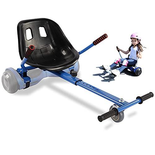 Best hoverboard go kart combo