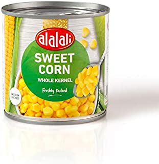 Al Alali Vacuum Packed Sweet Corn - 340 g