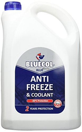 Bluecol 2 Year Antifreeze & Summer Coolant - 2 Year Protection-5 Ltr