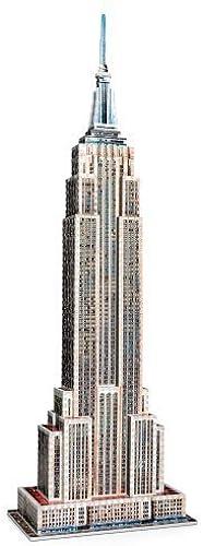 entrega rápida Wrebbit 3D Empire State Building Jigsaw Puzzle by Wrebbit Wrebbit Wrebbit 3D  descuento de ventas