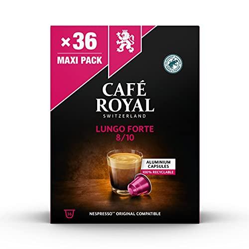 Café Royal Lungo Forte 36 Nespresso (R)*