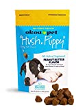 Okoa Pet All-Natural, Calming Hemp Chews for Dogs - Made in The USA - Helps Dogs with Anxiety Due to Stress & Separation, Fear of Thunder & Fireworks and More - Vet-Formulated, Natural Calming Treat.