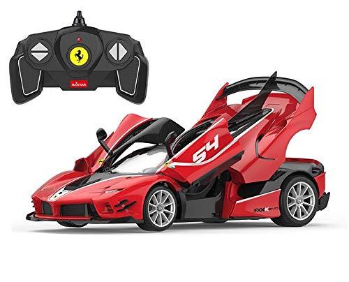 Ferrari FXXK EVO RC Cars 1:18 Bausets für Kinder DIY 2.4G
