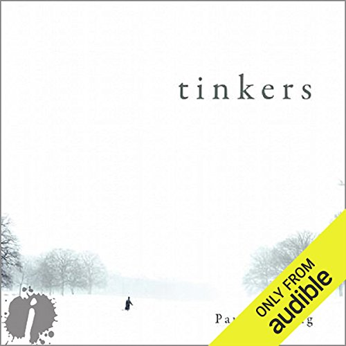 Tinkers audiobook cover art
