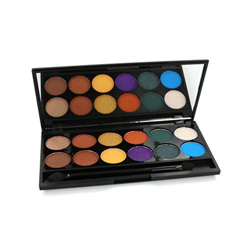 Sleek MakeUP i-Divine Colour Carnage Eyeshadow Palette