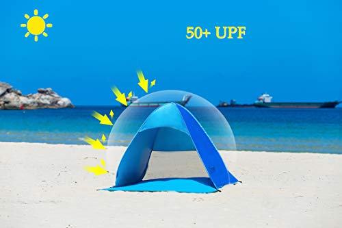 best beach tent for family