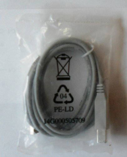 USB CABLE PE-LD 14G000505709 SPACE SHUTTLE - D GRAY
