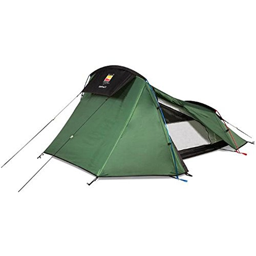 Wild Country Unisex's Coshee 2 Tent, Green, One size