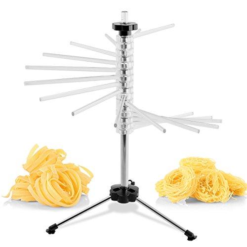 Essiccatore per pasta bremermann – Essiccatore pieghevole per la pasta fatta in casa