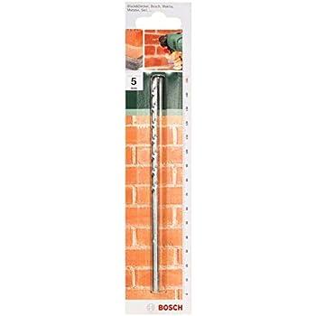 Bosch 2609255419 Foret /à mat/ériaux ISO 5468 Diam/ètre 3 mm Longueur 200 mm Diam/ètre queue 2,5 mm