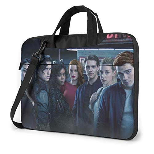 Ri-Ver-Dale Jug-He-Ad Shockproof Laptop Shoulder Bag Messenger Bag Case Sleeve For 13/14/15.6 Inch Laptop Notebook