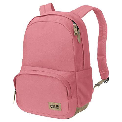 Jack Wolfskin QUEENSBURY Bequemer Daypack, Rose Quartz, ONE Size