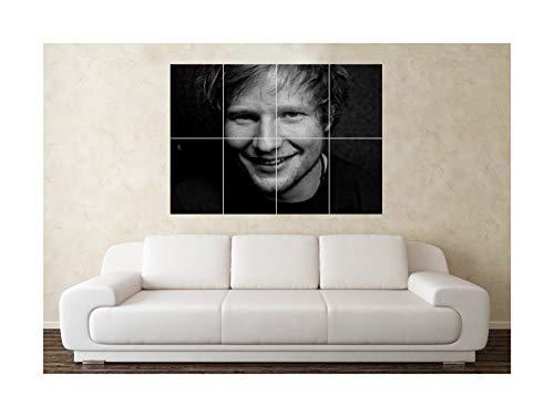Grote Ed Sheeran Gitaar Muurposter Kunstdruk