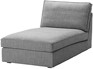 Ikea Chaise, Isunda gray 6202.21711.1810