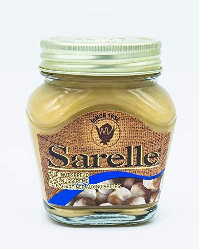Haselnuss Creme, Nussaufstrich, Brotaufstrich - Sarelle 350 g