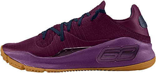 Under Armour Curry 4 Basketball Shoes - 9.5 - Purple