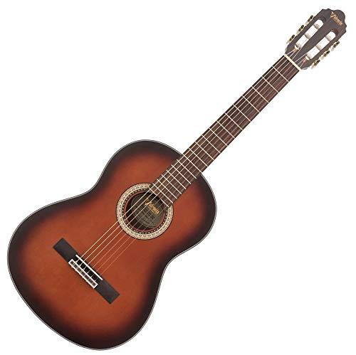 Valencia 400 Series Full Size Classical Guitar - Classic Sunburst