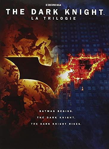 The Dark Knight - La trilogie - Coffret DVD - DC COMICS
