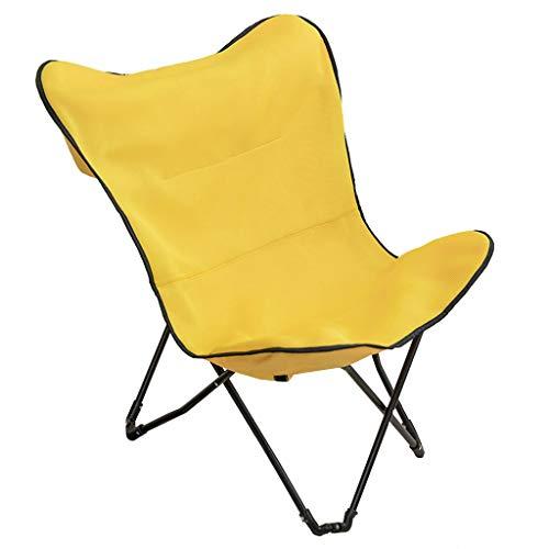 Lw outdoor campingstoel Lounger, ijzer, inklapbaar, voor relax en balkon, voor eenpersoonsbed Siesta Beach Portable