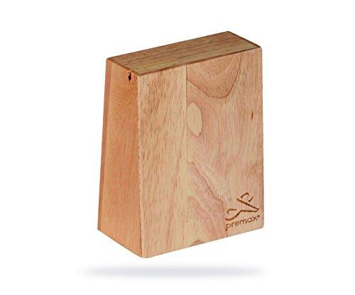 Premax 50252 Ceppo Portacoltelli, Bamboo