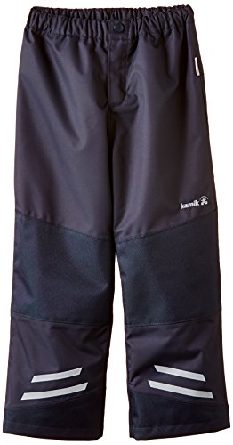 Kamik Kinder Regenhose, Total Eclipse, 86