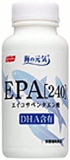 海の元気EPA 240粒入り
