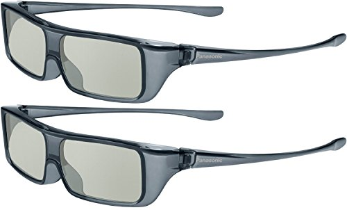 (Pack of 2) Panasonic TY-EP3D20U Passive 3D Eyewear Glasses