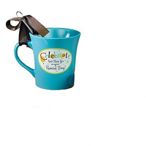 Celebrate Special Day Cake Mug by Abbey Press