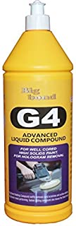 Big bond G4 Advanced one Step 3in1 Liquid Compound (Rubbing Compound) 1 KG (35 Ounces)