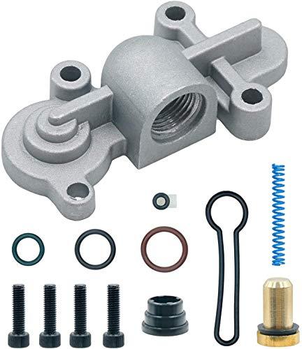 Triumilynn 6.0L Fuel Pressure Regulator Kit Blue Spring Upgrade for Ford F250...