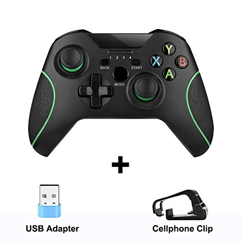 Wireless Gamepad, For Ps3/Ios/Android Phone/Pc/Tv Box Joystick Game Controller For Xiaomi Smart Phone Accessories Withphoneclip