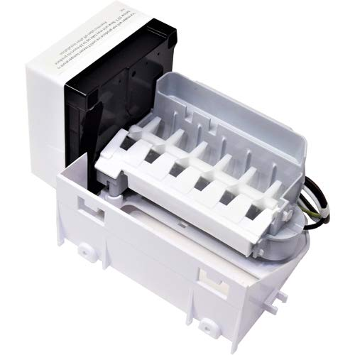 ClimaTek Refrigerator Ice Maker Fits Jenn-Air WPW10251076