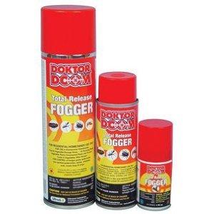 Doktor Doom Mini Total Release Fogger, 3 Ounce (Case of 12)
